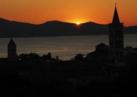 Zadar u smiraj dana