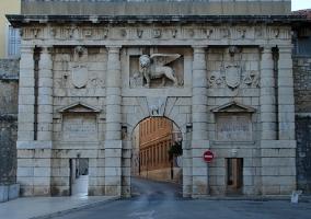 Kopnena vrata