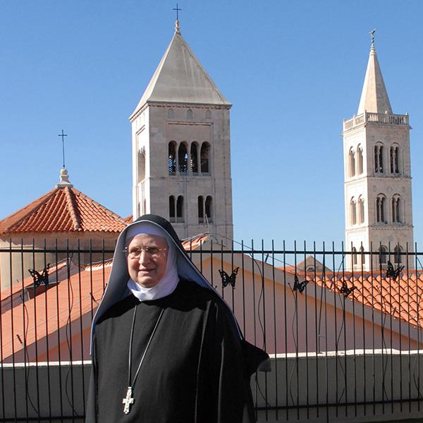 M. Anastazija Čizmin izabrana za opaticu Samostana Svete Marije u Zadru