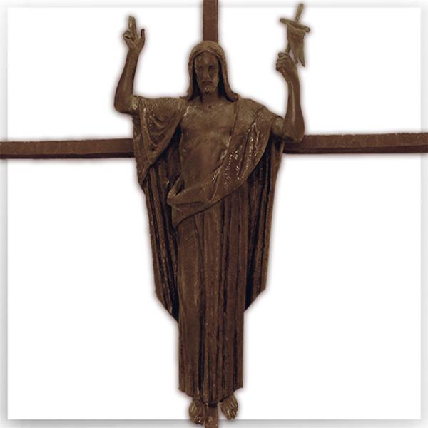 Uskrsnu Gospodin doista, aleluja!
