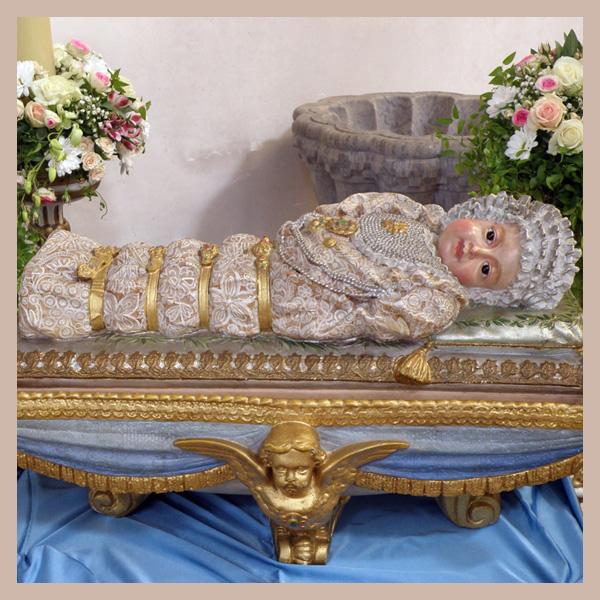 Svete mise na svetkovinu Male Gospe