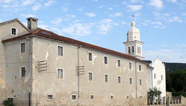 Benediktinke sv. Petra apostola – Cres