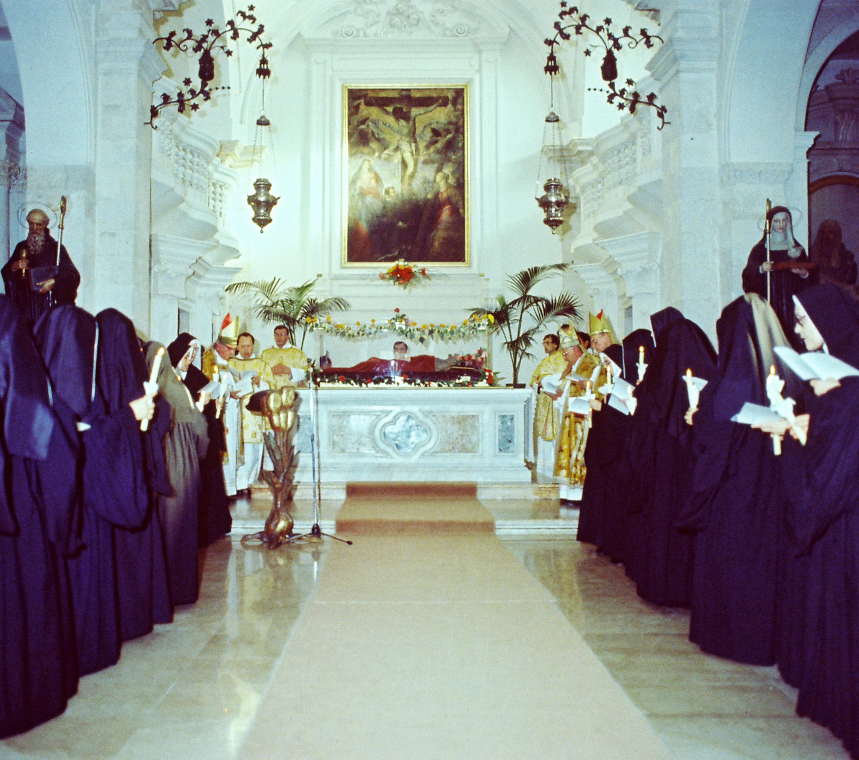 Dan klauzurnih redovnica