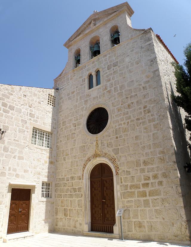 Benediktinke sv. Margarite – Pag