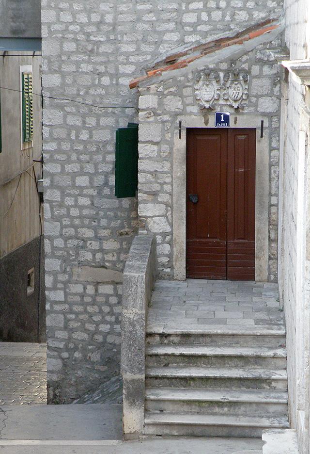 Benediktinke sv. Luce – Šibenik