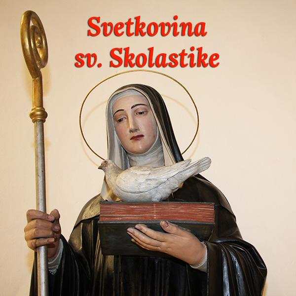 Svetkovina sv. Skolastike