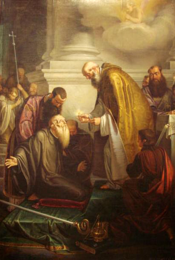 Blagdan preminuća sv. Oca Benedikta