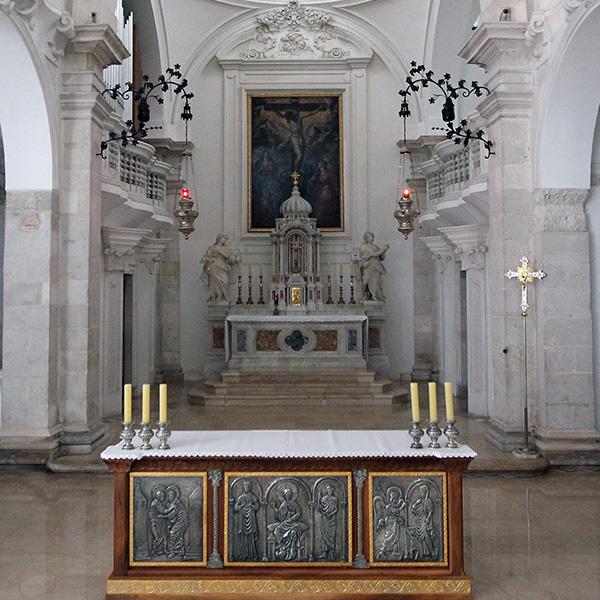 Svete mise i koncerti duhovne glazbe u crkvi svete Marije