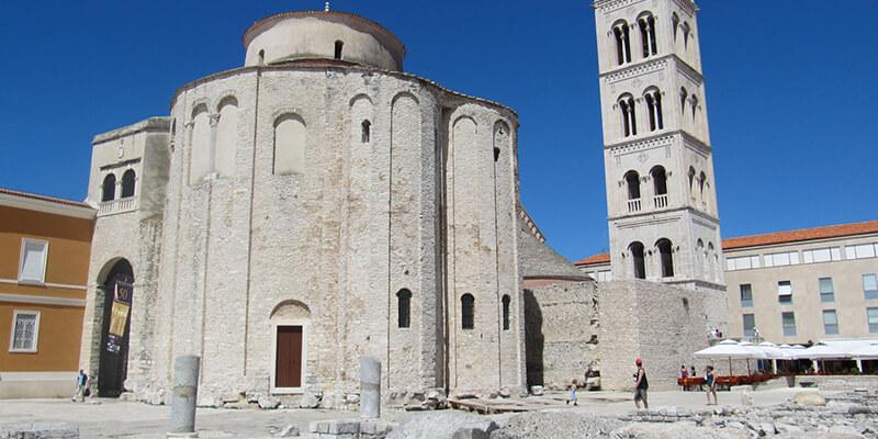 Spomenička baština grada Zadra