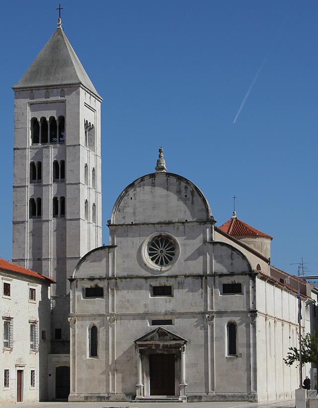 Benediktinke sv. Marije – Zadar